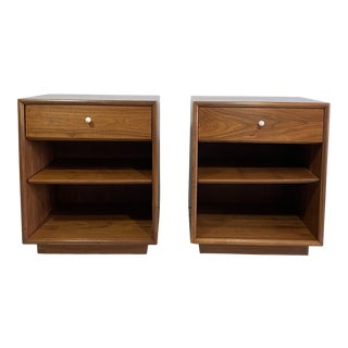 Kipp Stewart Mid Century Nightstands - a Pair For Sale
