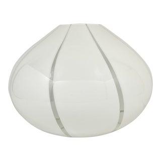 Vintage Vetri Venini Murano Glass Table Lamp For Sale