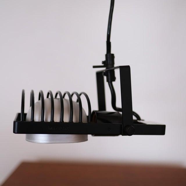Artemide Sintesi Pendant Lamp by Ernesto Gismondi, 1970s For Sale - Image 4 of 9