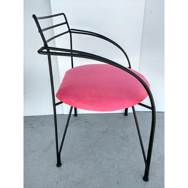 Pascal Mourgue Pascal Mourgue, Twist Chair, 1985 For Sale - Image 4 of 10