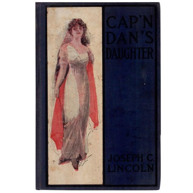 'Cap'n Dan's Daughter' Book by Joseph C. Lincoln - Image 1 of 5