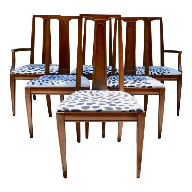 Restaurant Furniture Jb : J b van sciver mid century dining chairs set of