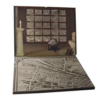 Modern Plan De Paris Portfolio Prints- Set of 25 For Sale