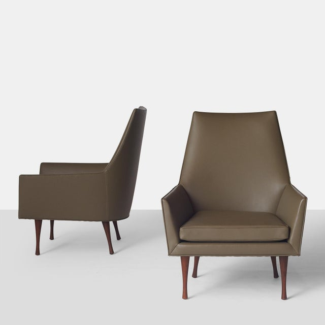Paul McCobb Lounge Chairs - Image 2 of 8