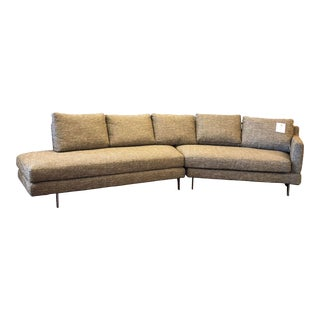 Della Robbia Alexa 2pc Sectional For Sale
