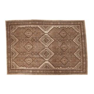 """Vintage Persian Serab Carpet - 6'7"""" x 9'8"""""""