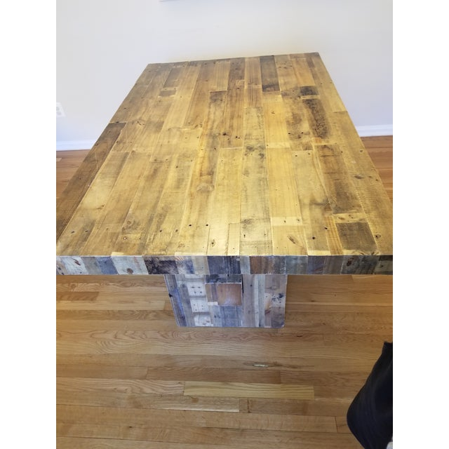 West Elm Emmerson 62 Reclaimed Pine Dining Table Chairish