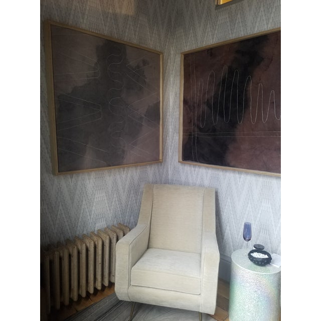 Custom acoustic panels designed to absorb ambient noise for optimal an optimal listening experience. They are the...