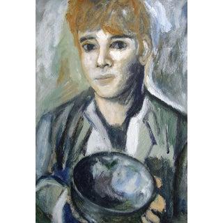 Mid-Century Modern Portrait