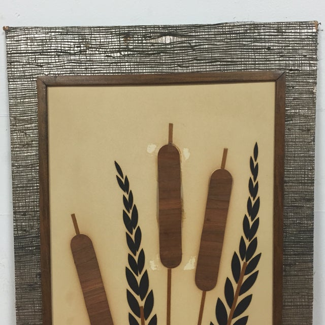 Mid Century Ransu Wall Art | Chairish