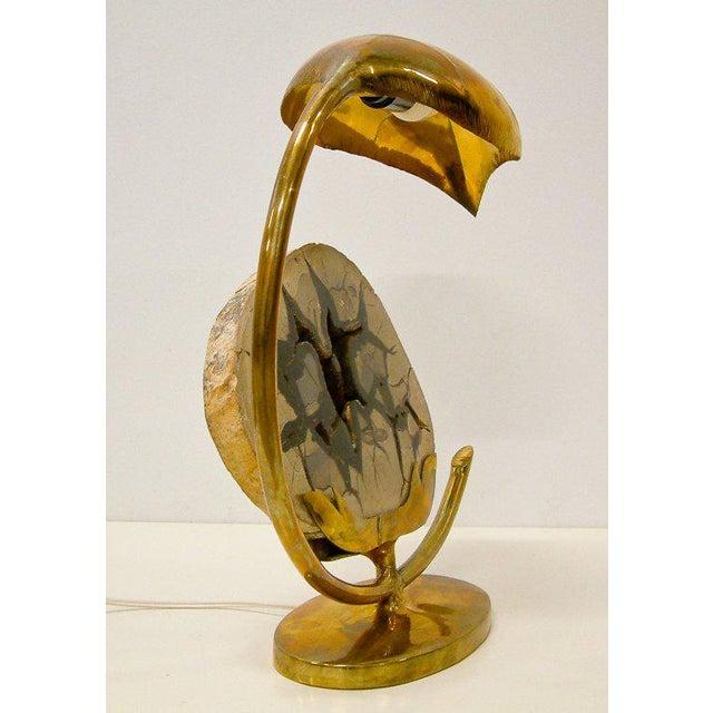 Henri Fernandez Henri Fernandez Table Lamp For Sale - Image 4 of 10