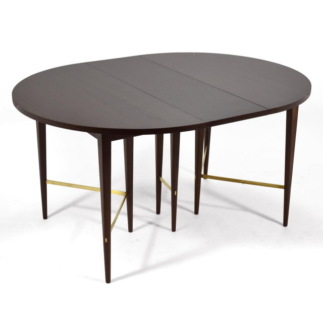Mid-Century Modern Paul McCobb Extension Dining Table by Calvin For Sale - Image 3 of 11