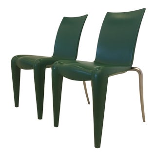 Philippe Starck for Vitra Louis 20 Chairs - A Pair