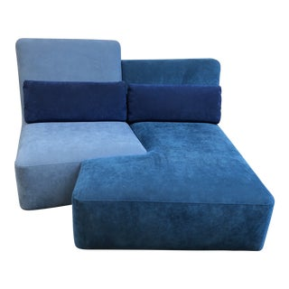 Confluences Moi-Toi Loveseat, by Ligne Roset For Sale