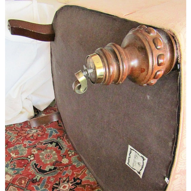 Vintage Baker Lounge Tub Chairs - A Pair - Image 6 of 6