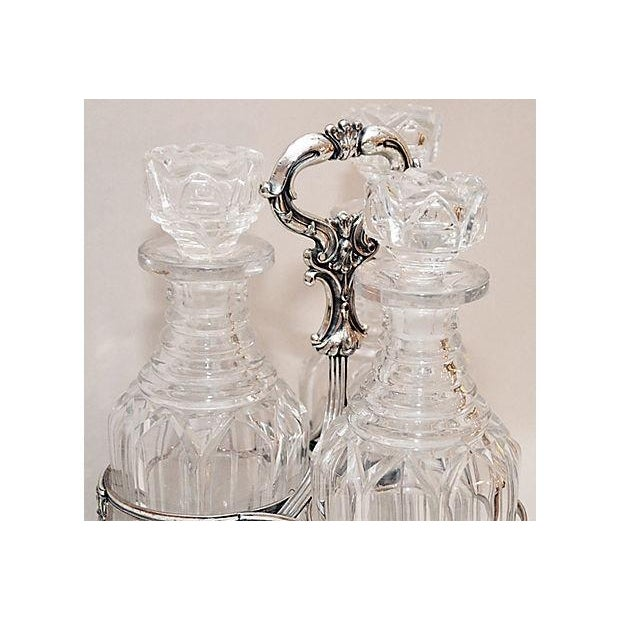 Triple Decanter Caddy - Image 4 of 5