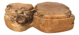 Image of Burlwood Boxes
