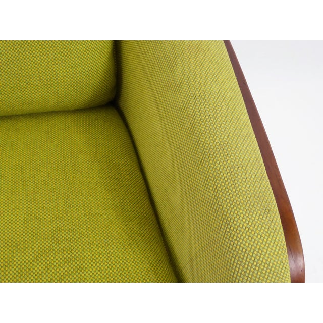 Yellow 1970s Vintage Bill Stephens For Knoll International Club Lounge Chair For Sale - Image 8 of 12