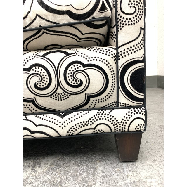 A. Rudin Osborne & Little Fabric Custom #2612 Sofa For Sale - Image 9 of 12