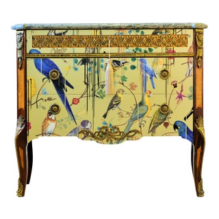 Christian Lacroix Style Commode For Sale