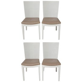 Image of Tan Dining Chairs
