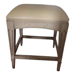 Woodbridge Furniture Co. Sand Colored Stool