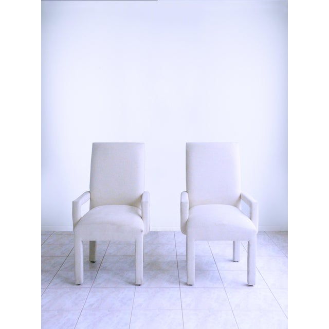 There is nothing that quite exudes post modern elegance quite like the Parson('s) Chair...it's name an homage to the...