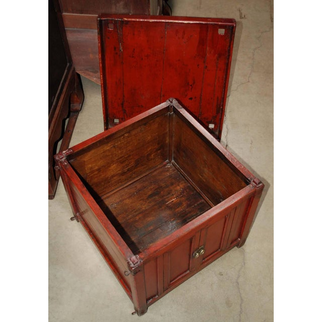 Chinese Peddler's Tray Table - Image 6 of 8