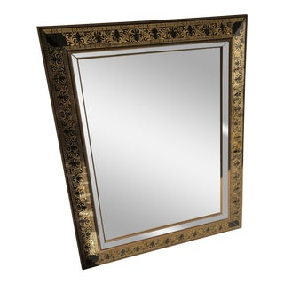 1940s Vintage Neoclassical Style Mirror For Sale