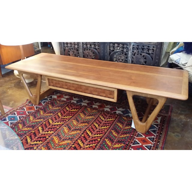 Lane Wooden Coffee Table - Image 4 of 8