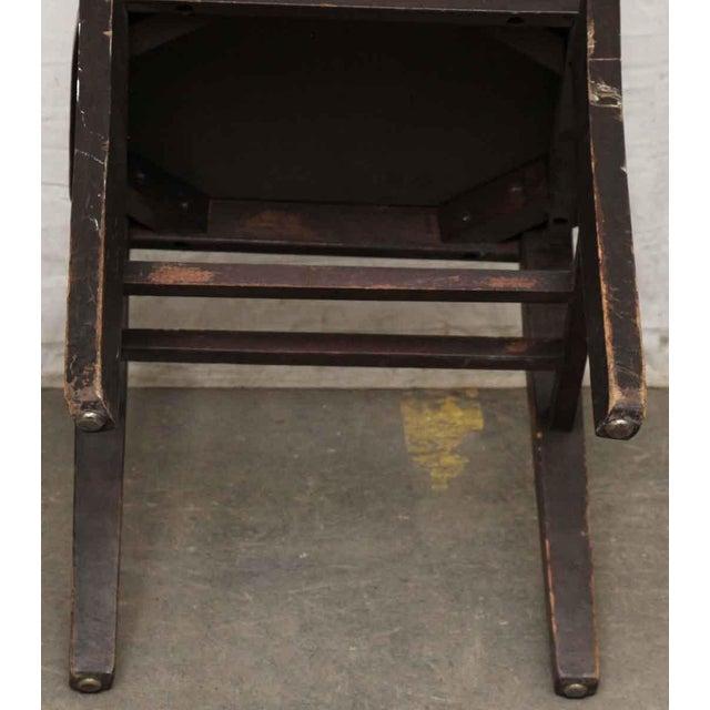 Swell Simple Dark Wooden Dining Chair Uwap Interior Chair Design Uwaporg