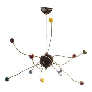 Multicolor Sputnik Chandelier
