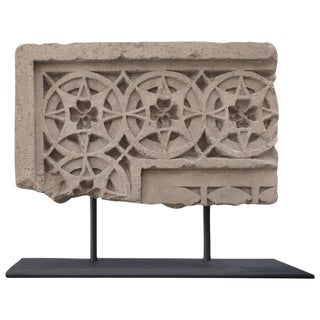 Sullivan Designed Terra Cotta Facade Fragment from the Chicago Stock Exchange
