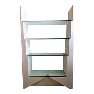Memphis Style Modern Etagere For Sale