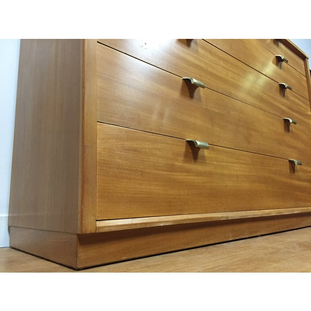 Edward Wormley for Drexel Mid-Century Dresser For Sale - Image 10 of 11