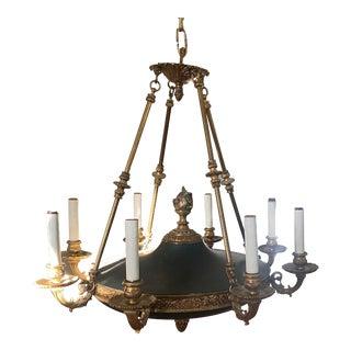 Napoleon III Empire Style 8-Arm Chandelier For Sale