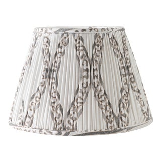 "Swell in Taupe 16"" Lamp Shade, Taupe For Sale"