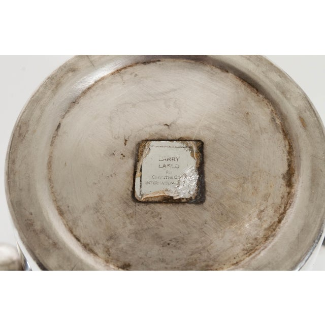 Larry Laslo Champagne Bucket For Sale - Image 9 of 11