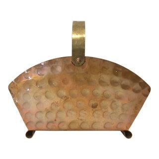 Copper & Brass Napkins Holder