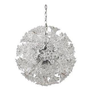 Venini Esprit Crystal Chandelier X-Small For Sale