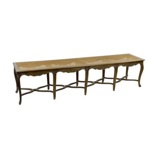 8' Long 10-Legged French Bench