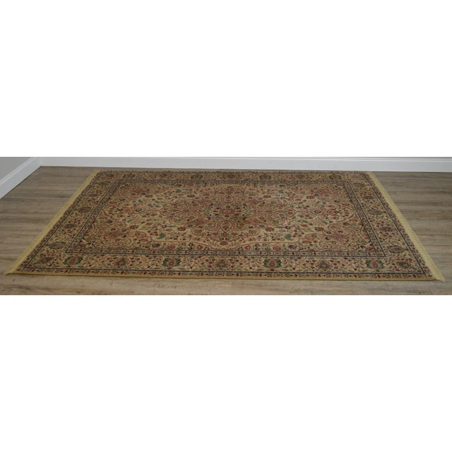 High Quality Wool Carpet by Karastan Store Item#: 22859