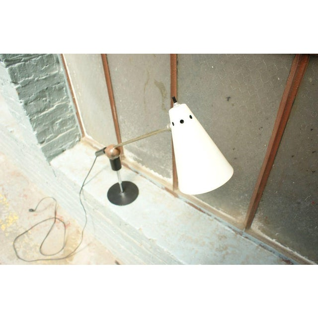 1950s Gilbert Waltrous Table Lamp For Sale - Image 5 of 7