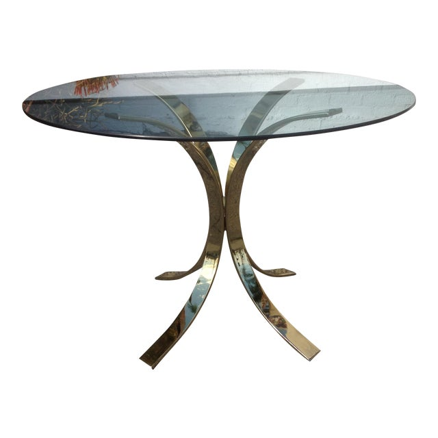 Vintage Dining Table Inspired by Osvaldo Borsani - Image 1 of 5