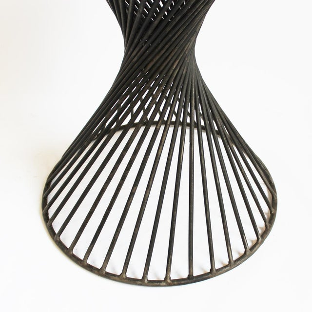 Industrial Architectural Side Table - Image 3 of 3
