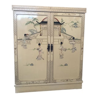 Asian People- Bar Storage/ Cabinet