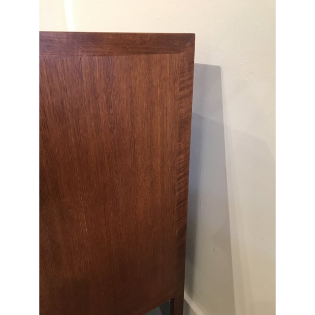 Burnt Umber Borge Mogensen Side Board for P. Lauritzen & Son Danish Modern For Sale - Image 8 of 10
