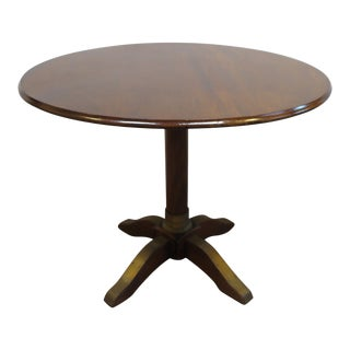 19th Century French Guéridon Hall Table For Sale