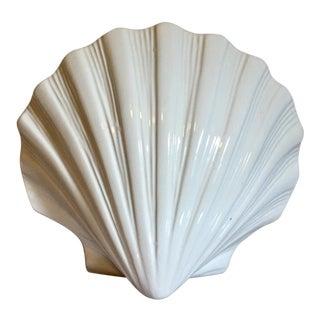 Italian Shell Vase