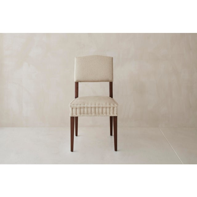 White Brampton Chair For Sale - Image 8 of 8